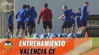 CON LA MENTE PUESTA EN EL YOUNG BOYS | VALENCIA CF
