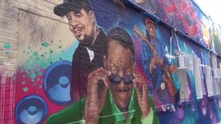 Washington Funds Murals to Combat Graffiti