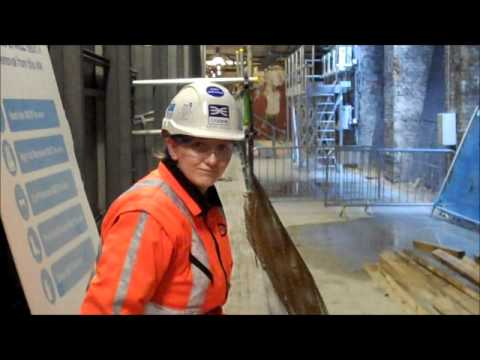 Newcastle Civil Engineering Student Year in Industry