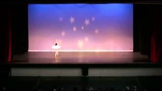 Kara dancing to Stars and Stripes!