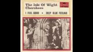 The Isle Of Wight Cherokees - Deep Blue Feeling (1967) [RARE]