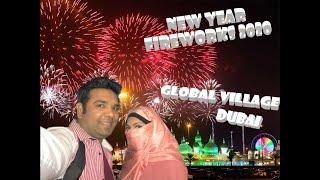 LIVE |  NEW YEAR FIREWORKS 2020 | GLOBAL VILLAGE DUBAI | UAE CELEBRATION
