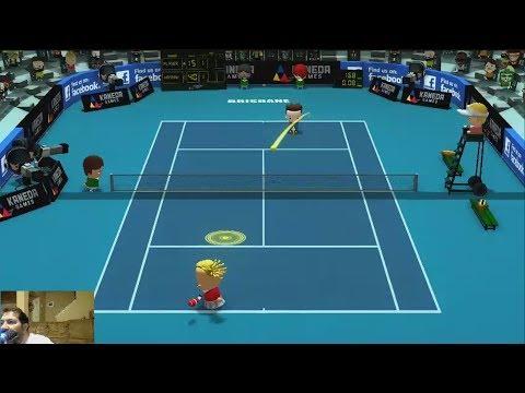 Smoots World Cup Tennis Part 2  