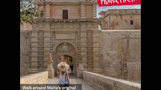 TRAIL: HIGHLIGHTS OF MALTA & GOZO