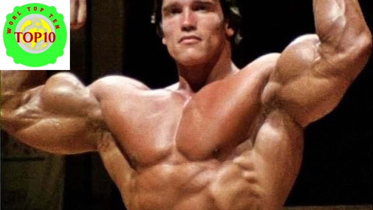 World Top 10 Most Popular Bodybuilders Ever - YouTube