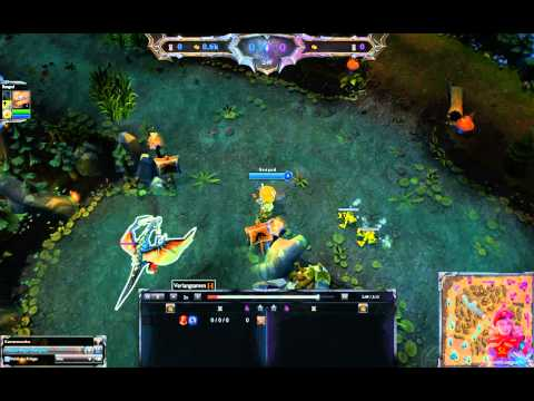League of Legends Presaison 4 [2013] - Heimerdinger Dragon Level 1 Bug