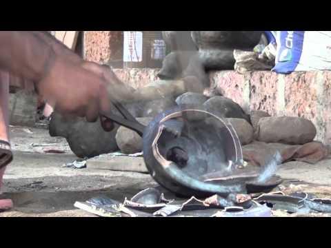Brass Casting Part 2 - Payyannur, Kerala