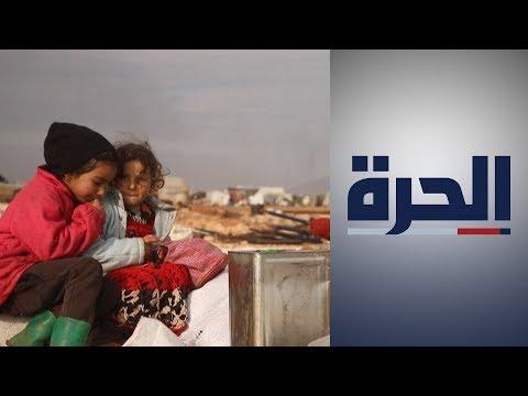 قوات النظام السوري تحكم سيطرتها على حلب وأعداد النازحين تخطت المليون  - 14:00-2020 / 2 / 18