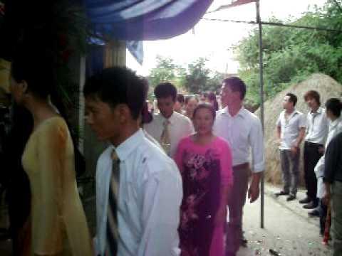 Đám cưới vợ chồng Thạch đại gia