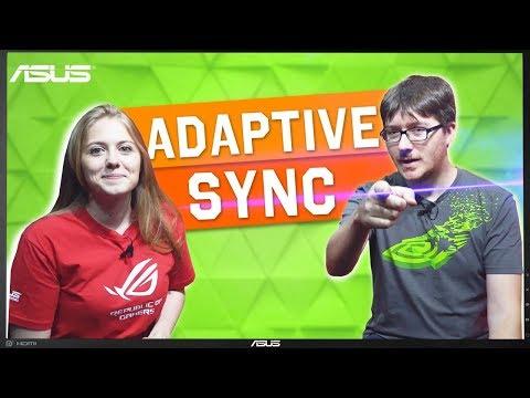 G-sync? FreeSync? Adaptive Sync? É muita sincronização que o Ziba tem pra ensinar!