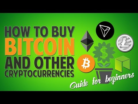 How To Buy Cryptocurrencies? (2018 Guide For Beginners)