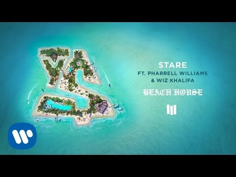 Ty Dolla $ign - Stare ft.  Pharrell Williams & Wiz Khalifa [Official Audio]