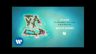 Download Ty Dolla $ign - Stare ft.  Pharrell Williams & Wiz Khalifa [Official Audio] MP3 song and Music Video