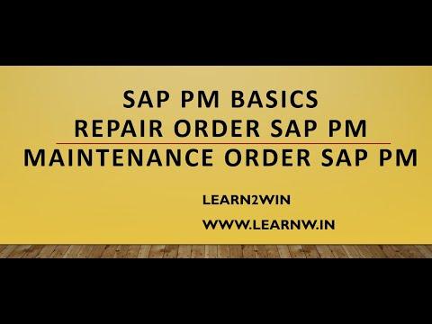 SAP PM Tutorials - Good Issue - Serial No - LEARN2WIN