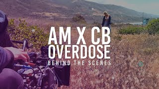 Gambar cover AGNEZ MO - Overdose (ft. Chris Brown) [Behind The Scenes]