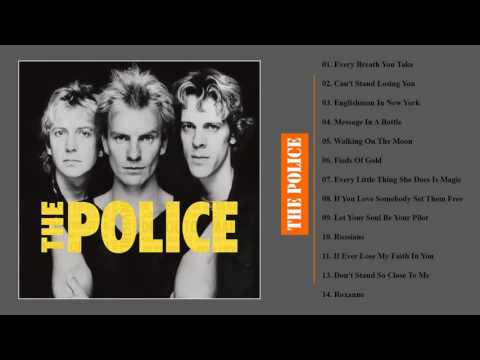 Sting & The Police Greatest Hits Album Best Songs Of Sting & The Police