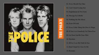 StingThe Police Greatest Hits Album Best Songs Of StingThe Police