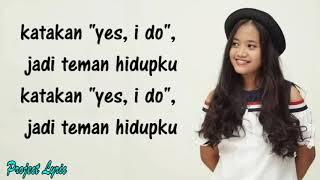 Gambar cover Hanin Dhiya - Bidadari Tak Bersayap Lirik Lagu