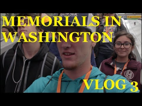 Were Seeing All The Monuments...(Washington Day 3)