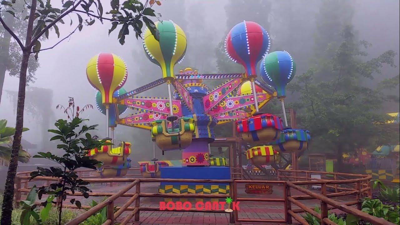 Wahana Permainan - Taman Safari Bogor [FULL HD] - part 1
