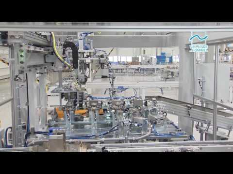 DCT (Dual Clutch Transmission) Assembly Line