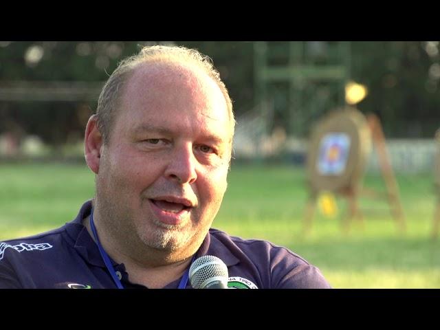 Intervista al coach della Nazionale Para-Archery Stefano Mazzi