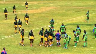 Jamaica vs SVG 1st Half Rugby World Cup Qualifier