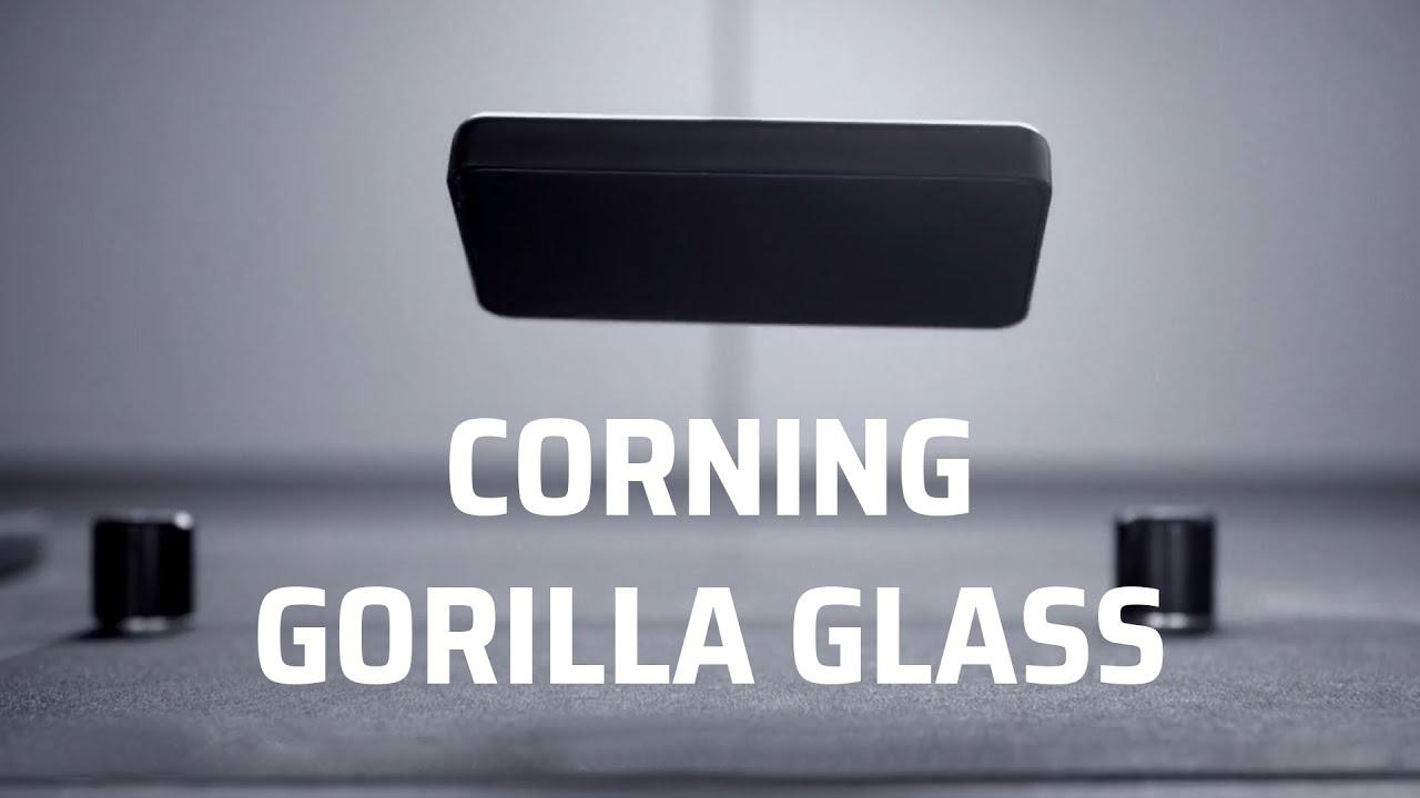 Corning Gorilla Glass - kính cường lực tiêu chuẩn