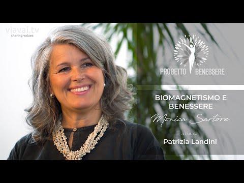 Monica Sartore: cos'è il Biomagnetismo e come può contribuire al nostro benessere