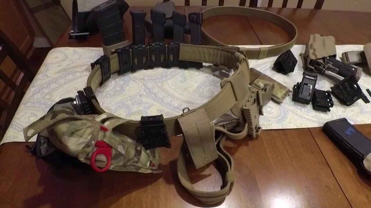 2019, M249 Loadout/Battle Belt | Primary & Secondary Forum