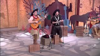 Pra bailar de Cola Atada, por César Oliveira e Rogério Melo