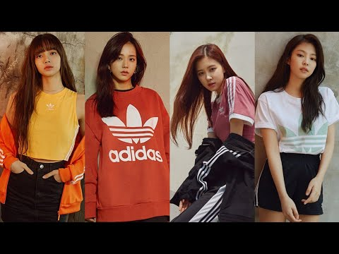 [180517] BLACKPINK FOR ADIDAS FULL VERSION (LISA, JISOO, ROSÉ, JENNIE)