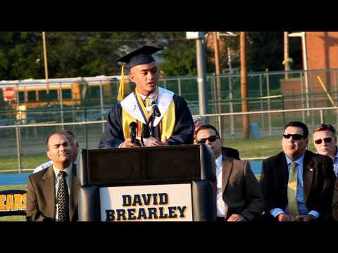 Jason Capati Class of 2012 David Brearley High School Speech