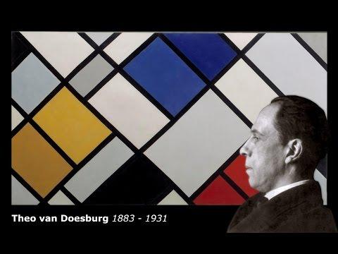 Theo van Doesburg 1883 - 1931