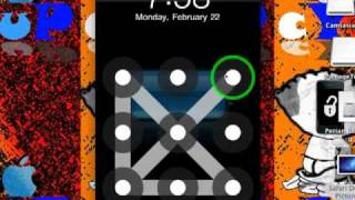Android Lock Screen ON THE iPhone/iPod touch! FREE!! NEW VERSION