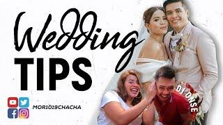 PRACTICAL WEDDING TIPS & WARNINGS at KANINO KO NABADTRIP NUNG KASAL? byDJ CHACHA feat DJ ONSE