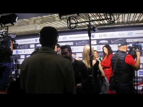 Actresses Sofia Milos and Sandra Santiago at the Los Angeles Italia Film Festival