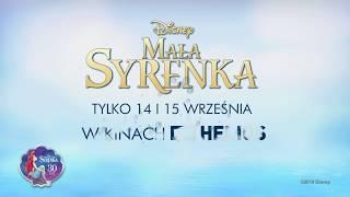 Mała Syrenka - zobacz kultową bajkę w kinach Helios! 14 i 15 września