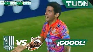 ¡Uno más de Alebrijeees!   Zacatepec 1 - 3 Alebrijes   Ascenso MX - AP 19 Final ida   TUDN