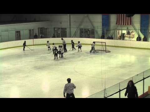 Mite A CHC Norris Championships 1st period 2013