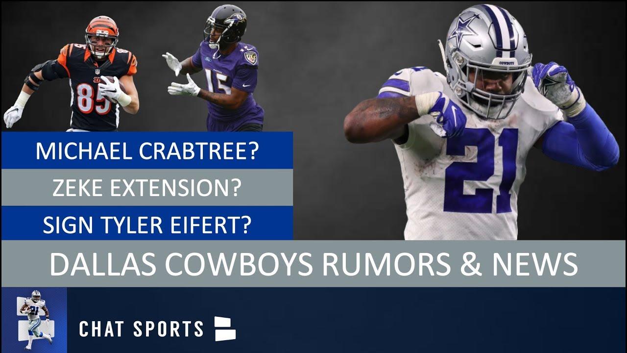 Cowboys Rumors   News  Michael Crabtree e5106cb89