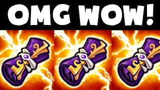 OPENING ALL THE BEST SCROLLS | Summoners War Legendary Scroll Opening / Mystical Scroll Opening