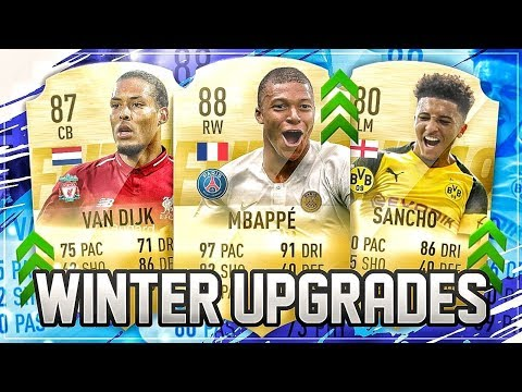 FIFA 19: WINTER UPGRADES kommen! WINTER UPGRADES PREDICTION🔥🔥