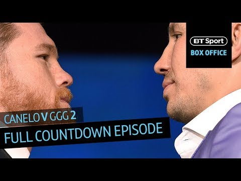 Canelo V GGG 2 Full Countdown: A Look Inside The Controversy Surrounding Their Fight