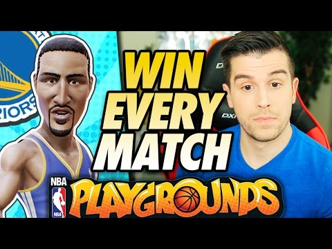 How To Win Every Online Match!! NBA PLAYGROUNDS (Online Gameplay PS4)