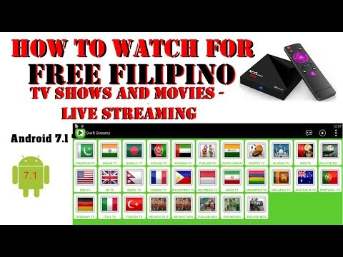 How To Watch For Free Filipino TV Shows And Movies Live Stream