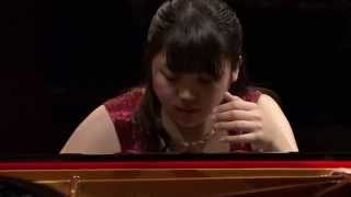 Yurika Kimura – Nocturne in B major Op. 62 No. 1 (first stage)
