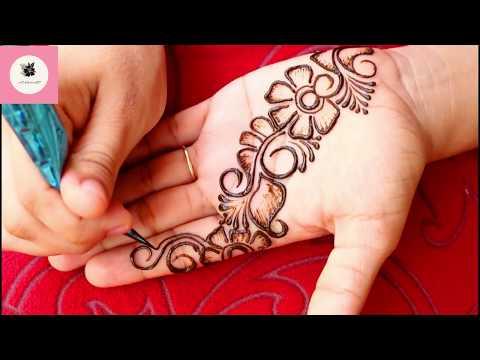 Eid 2019 Special Arabic Mehndi Designs Mehendi Design Front