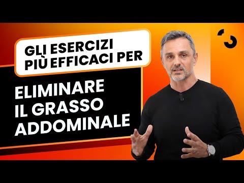 Gli esercizi più efficaci per eliminare il grasso addominale | Filippo Ongaro