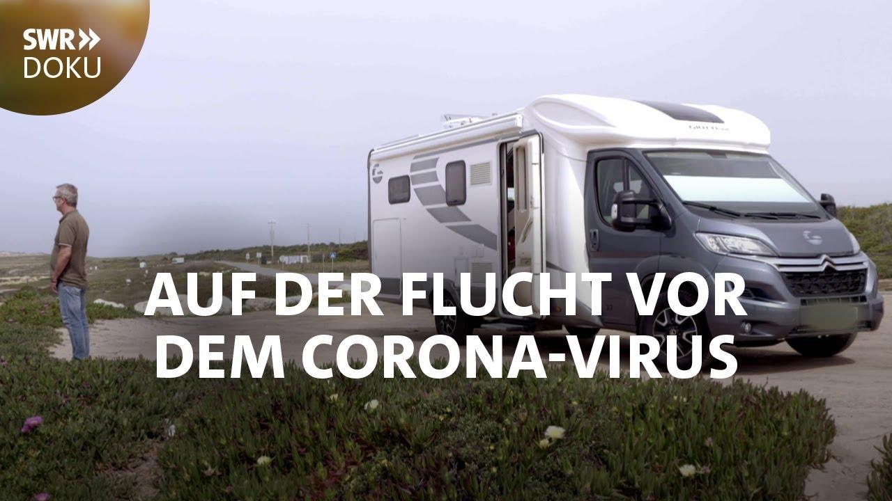 Mit dem Wohnmobil nach Portugal - Auf der Flucht vor dem Corona Virus